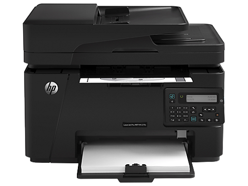 hình ảnh máy in HP LaserJet Pro M127fn
