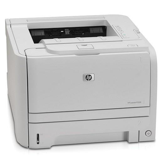 hình ảnh máy in HP LaserJet P2035 dùng cartridge05a